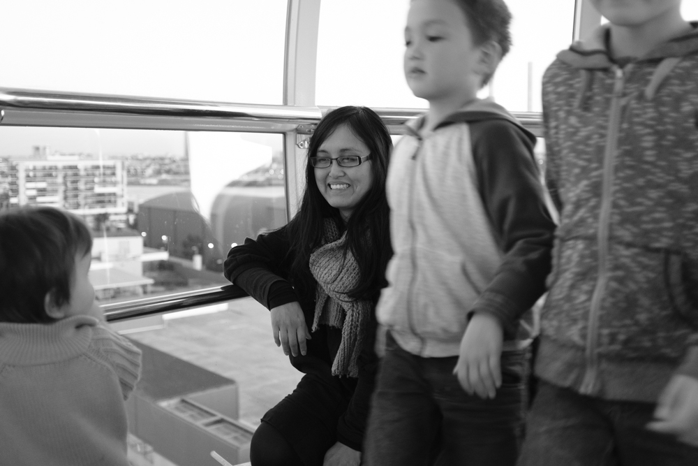 Family adventures: Sunset flight on the Melbourne Star—A blog post by Rhonda Mason for LIFE:CAPTURED