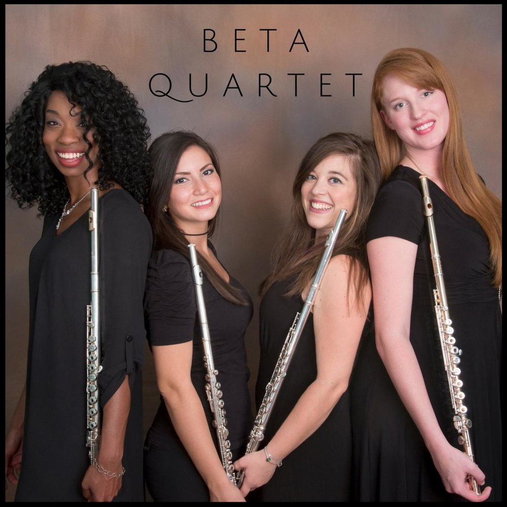 BETA Quartet Releases Debut Album - Click Here