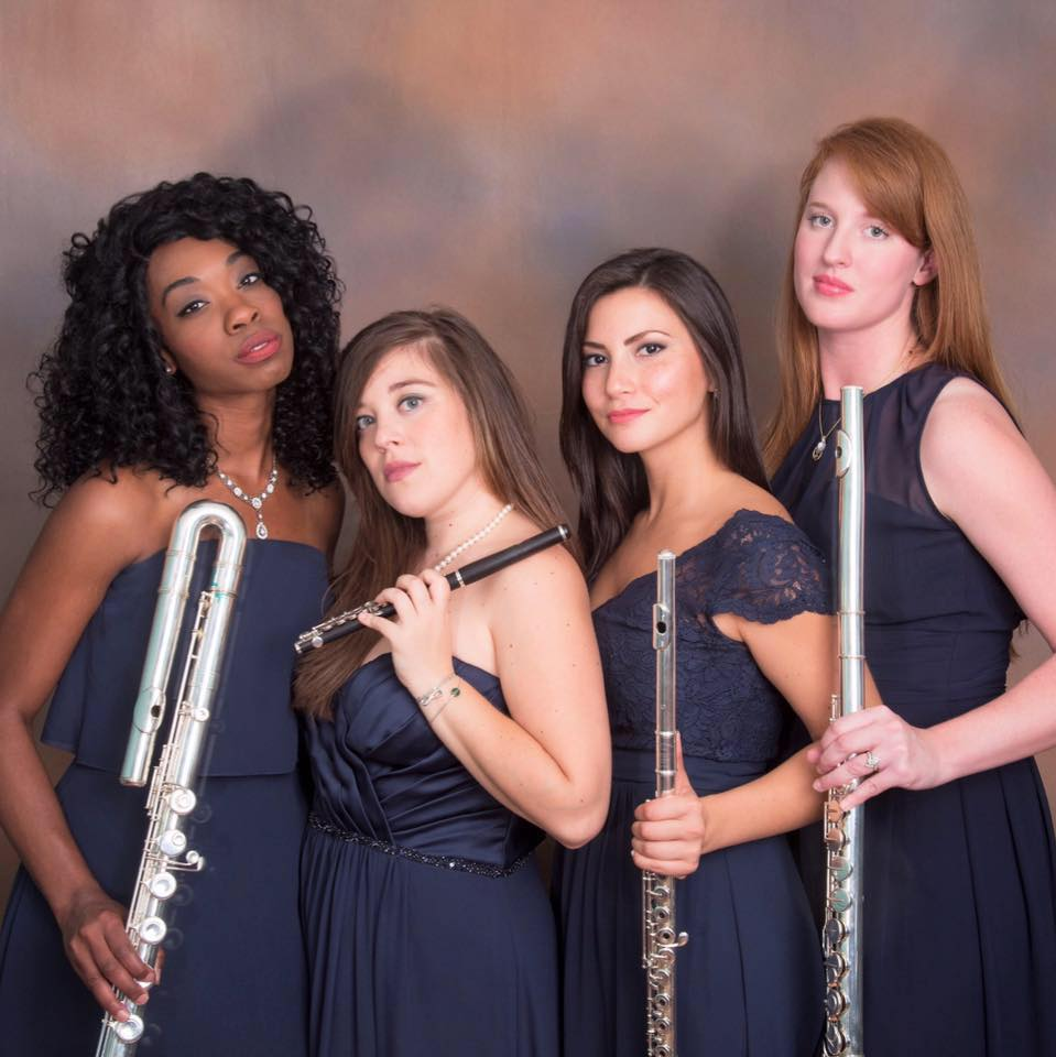 Flute View Magazine Album Review - Click Here