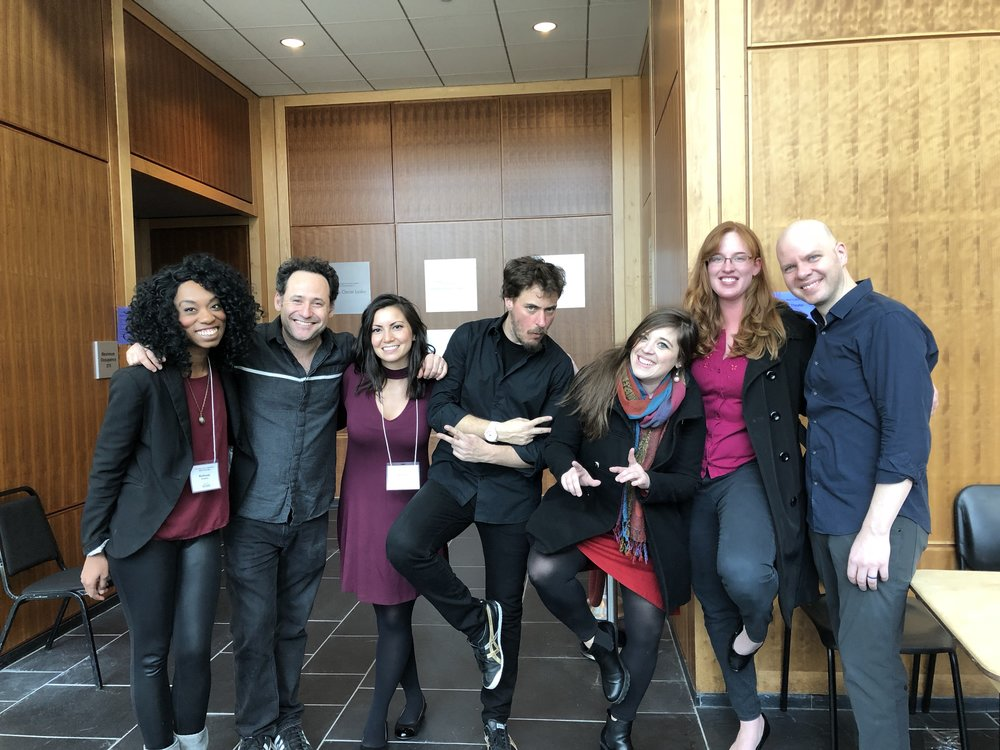 With The Project Trio at the 2018 Flute Society of Greater Philadelphia Flute Fair