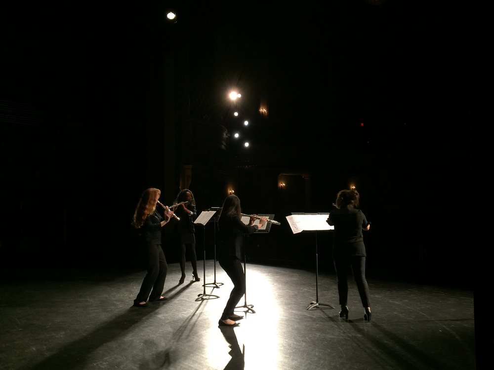 Performance at the Metropolitan Theatre of Morgantown
