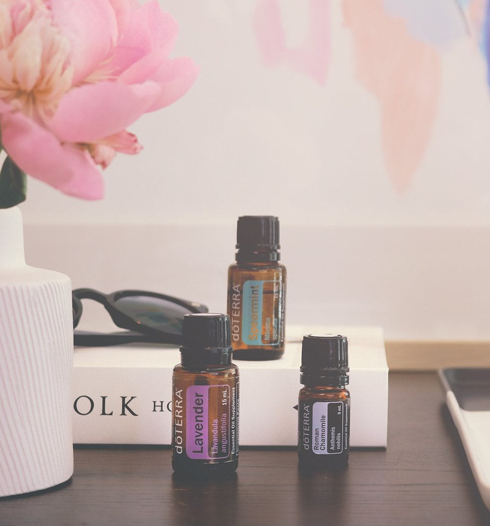 Optimize Hormones with Essential Oils  Curious how? Click to  book a consult with me .