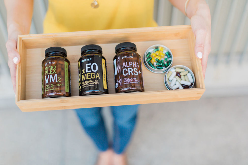 Add The Vitality Bundle - Re-establish the nutritional foundation and give your body botanical support for efficient detoxification, healthy gut function, support mental clarity, better energy, more restful sleep, all with this value packed Life Long Vitality Bundle.