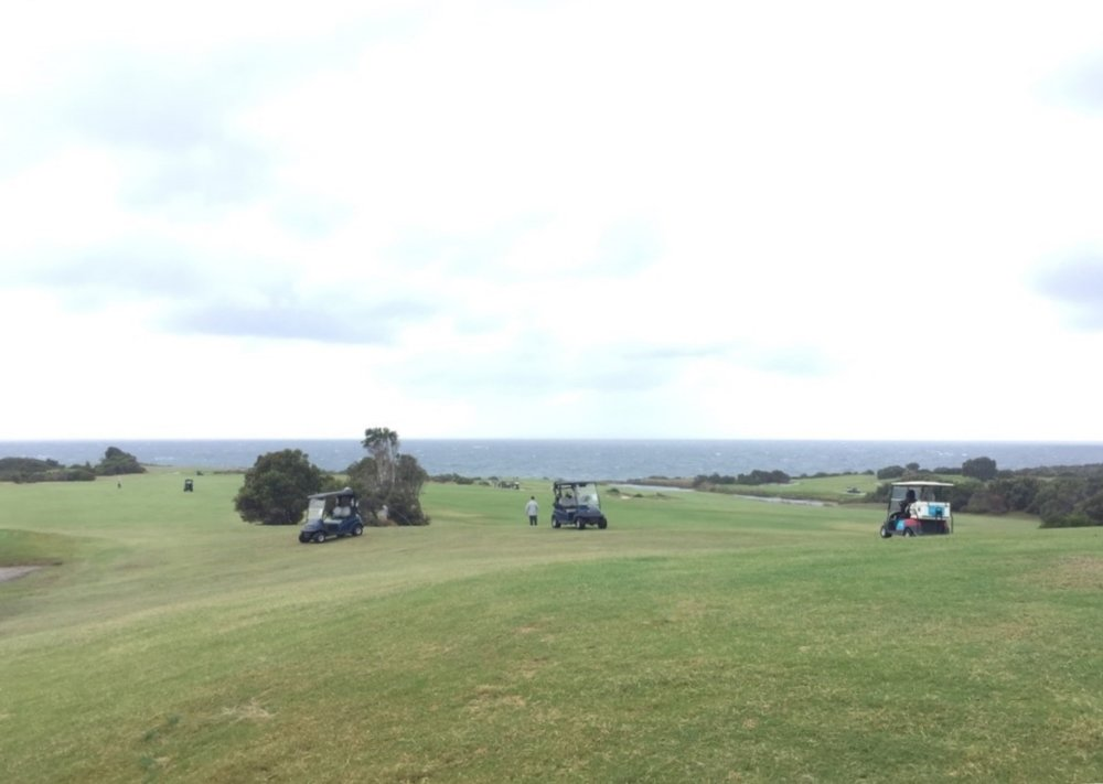 St Michael's Golf Course in Little Bay is ranked by AusGolf as one of the NSW top ten.