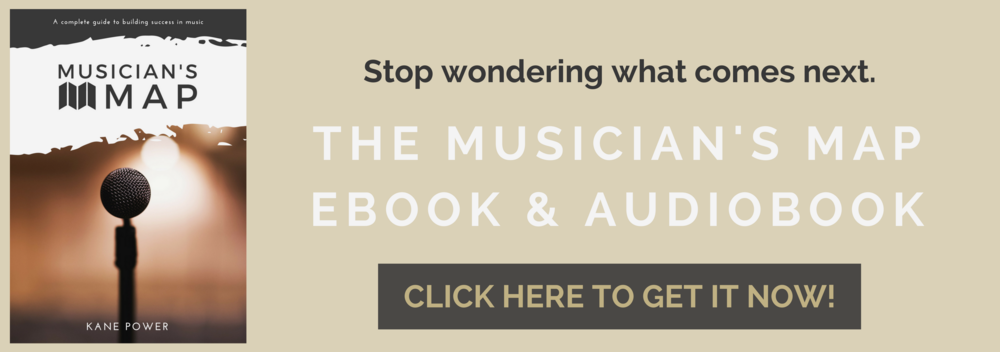 Musician's Map — How to Find New Music