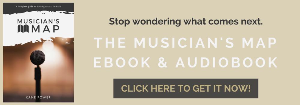 Musician's Map eBook
