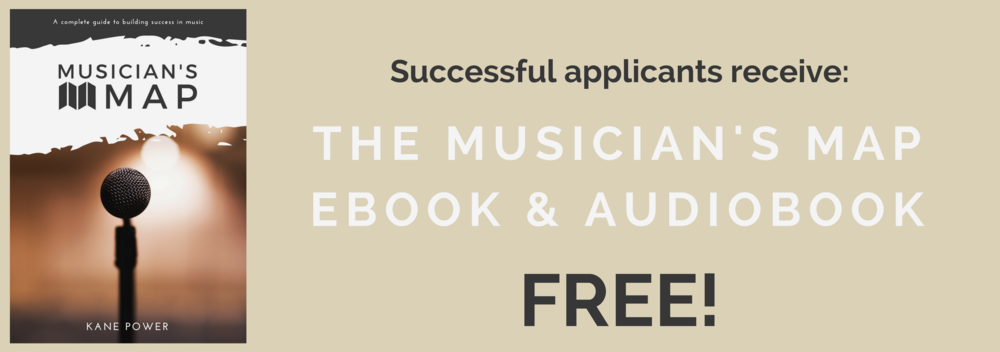FREE Musicians Map eBook
