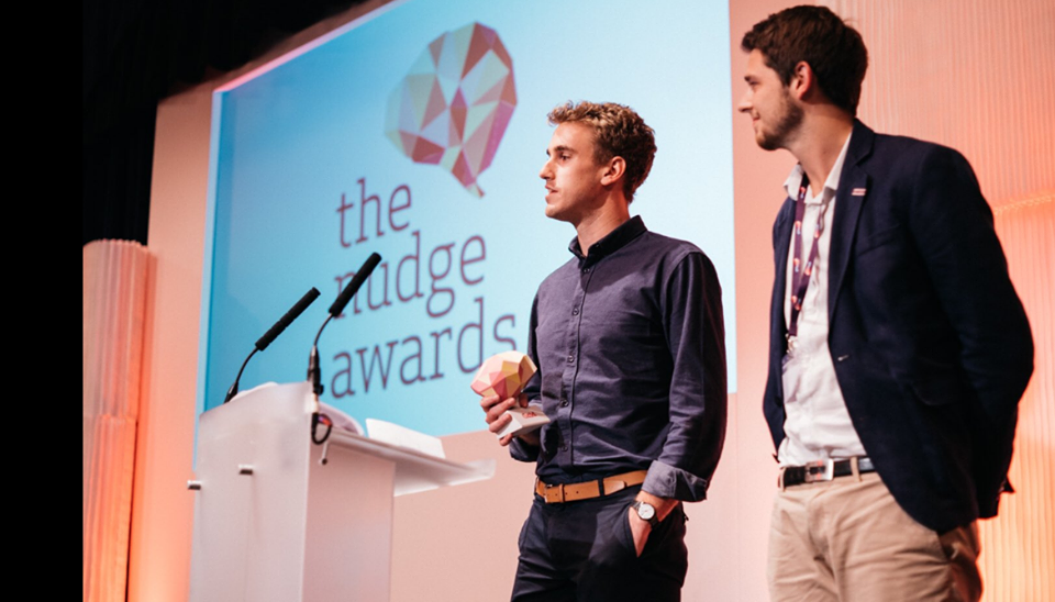 Gold, Nudge awards