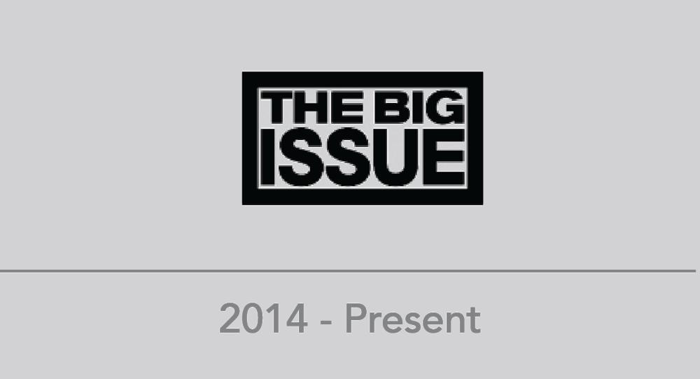 2014 - Present .