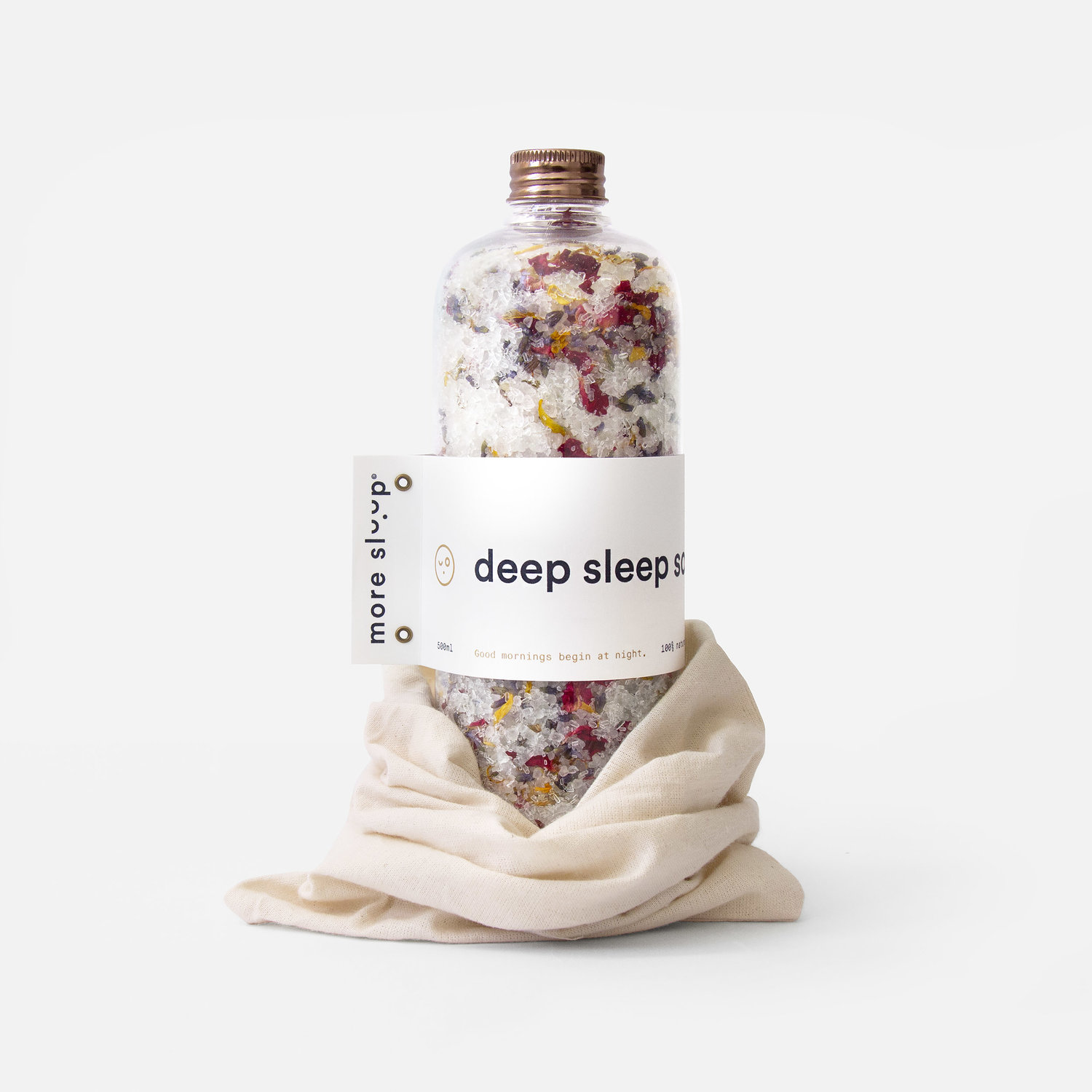 Moresleep.co Deep Sleep Soak for better sleep