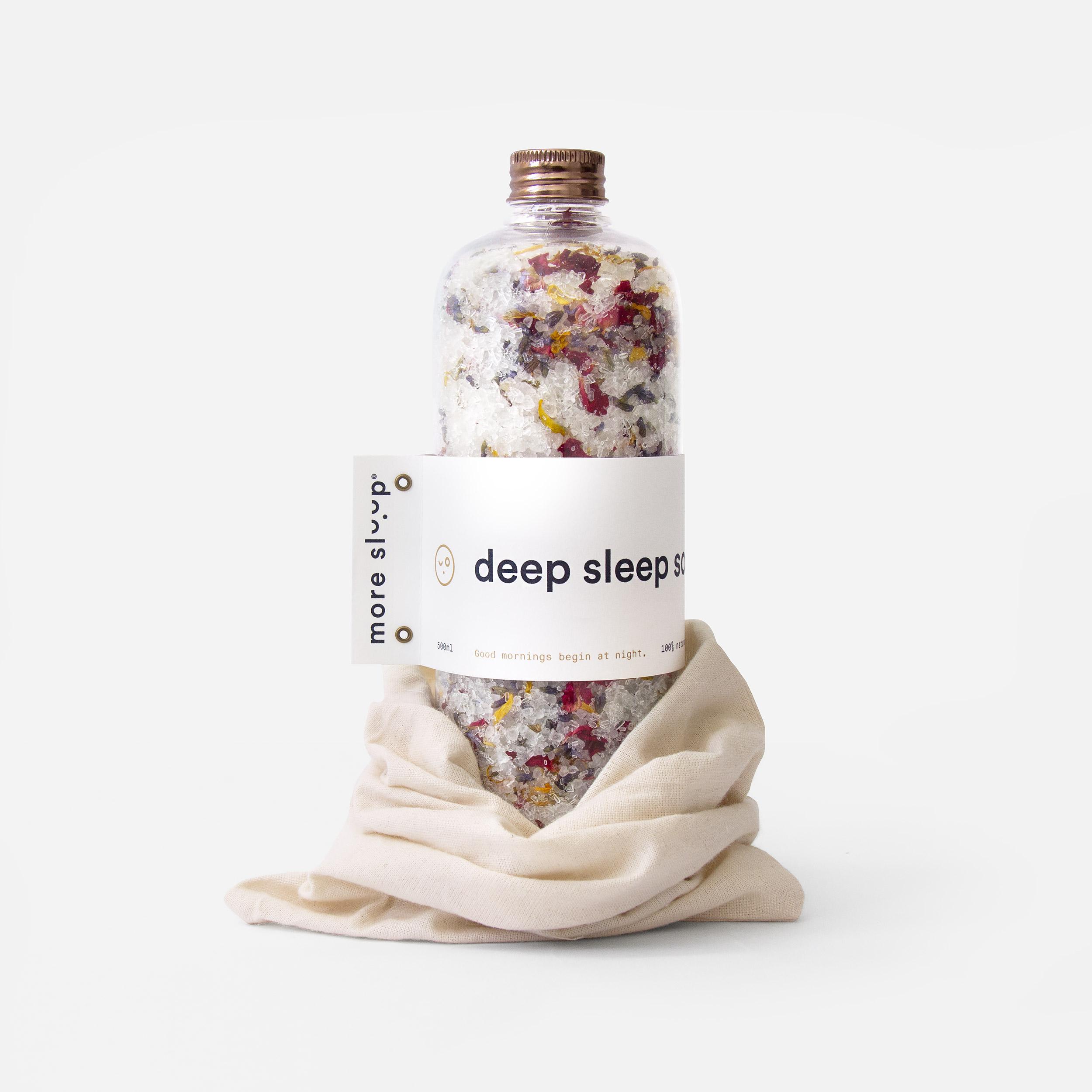 Moresleep.co Deep Sleep Bath Soak