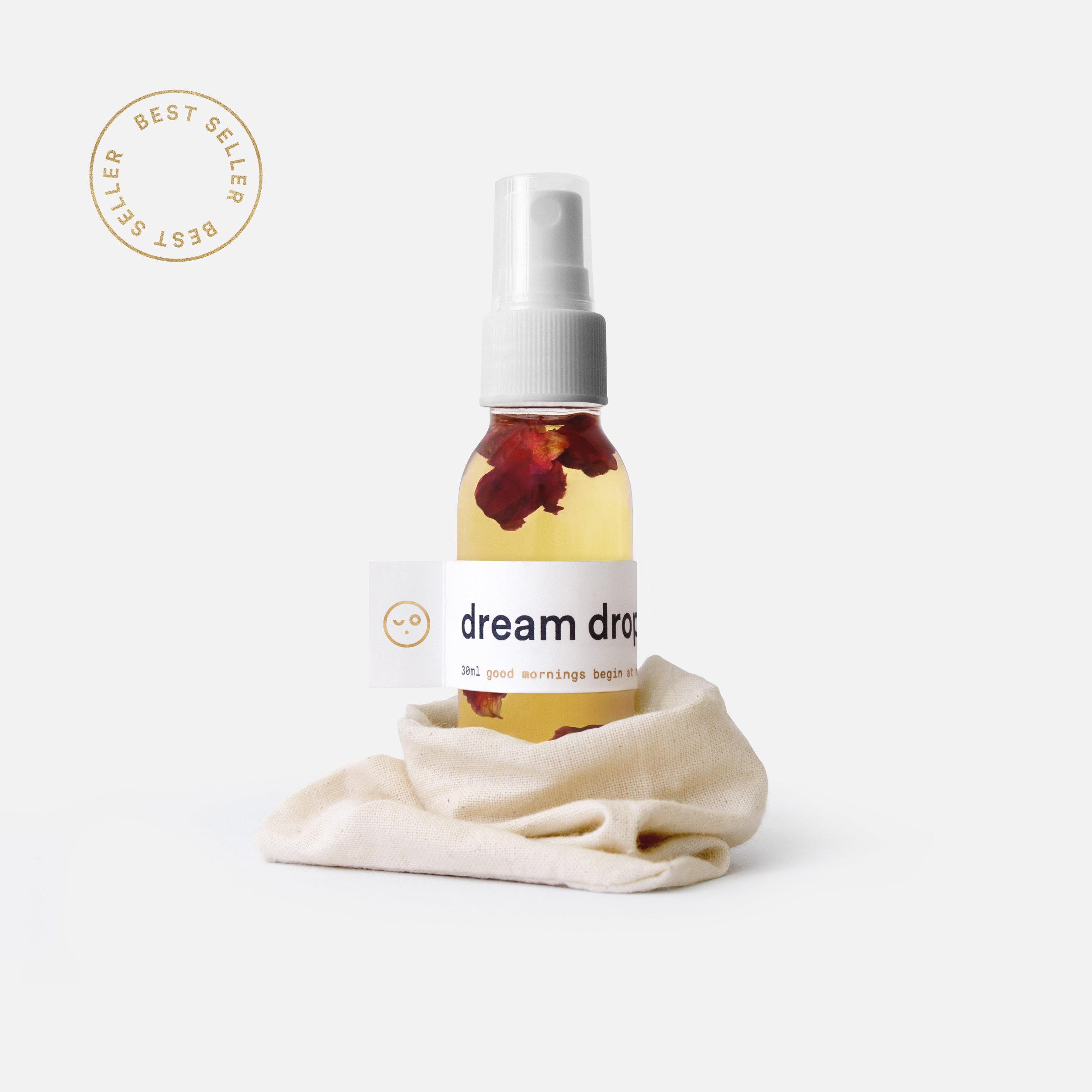 Dream Drops Pillow Spray from Moresleep.co