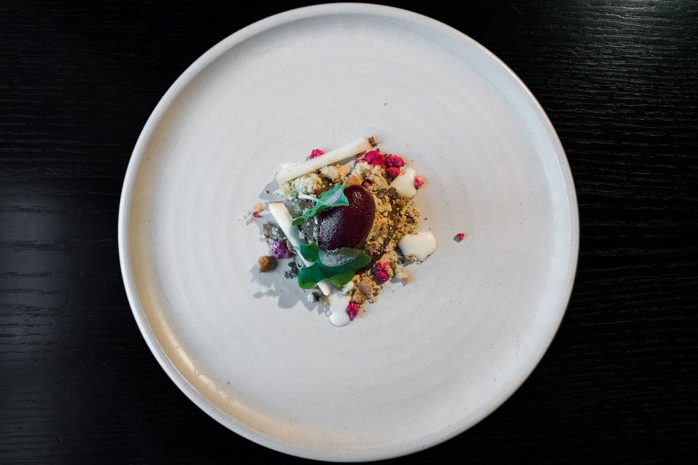 PRESSED APPLE - bramble — elderberry — hazelnuts