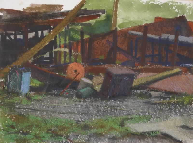 Glebe boatyard