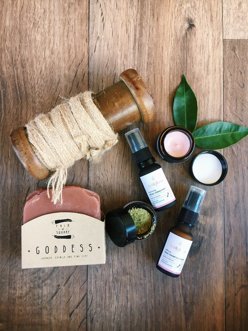 The Natural Co ~ ETHICALLYKATE 10% OFF
