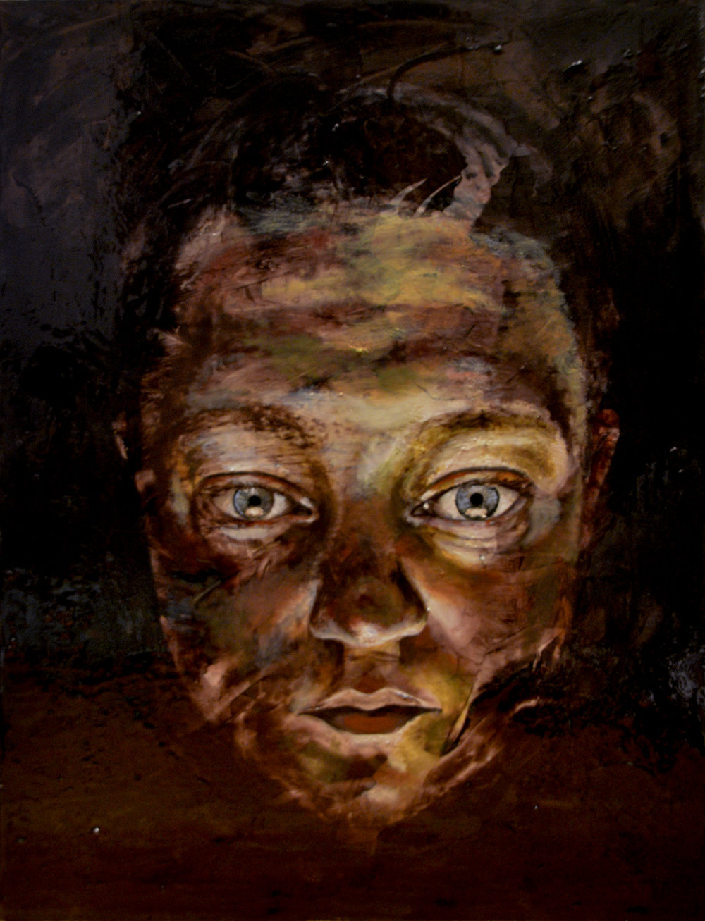 Brooding, 2015, oil and resin on linen, 121cm x 92cm.jpg