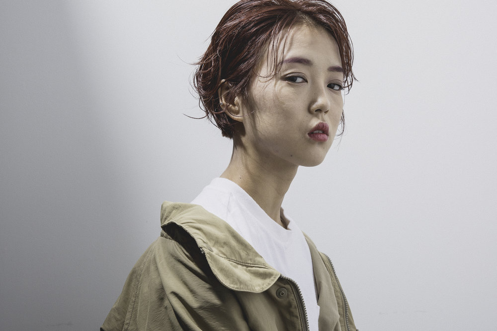 Hair:  Ayame Takase