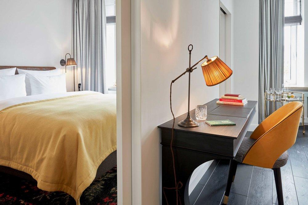 Sir Nikolai Hotel Hamurg Suite