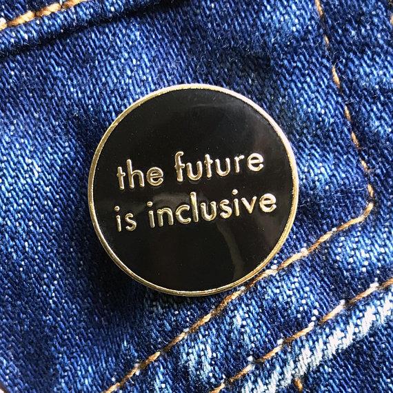 Pin the future is inclusive | Hilde Atalanta