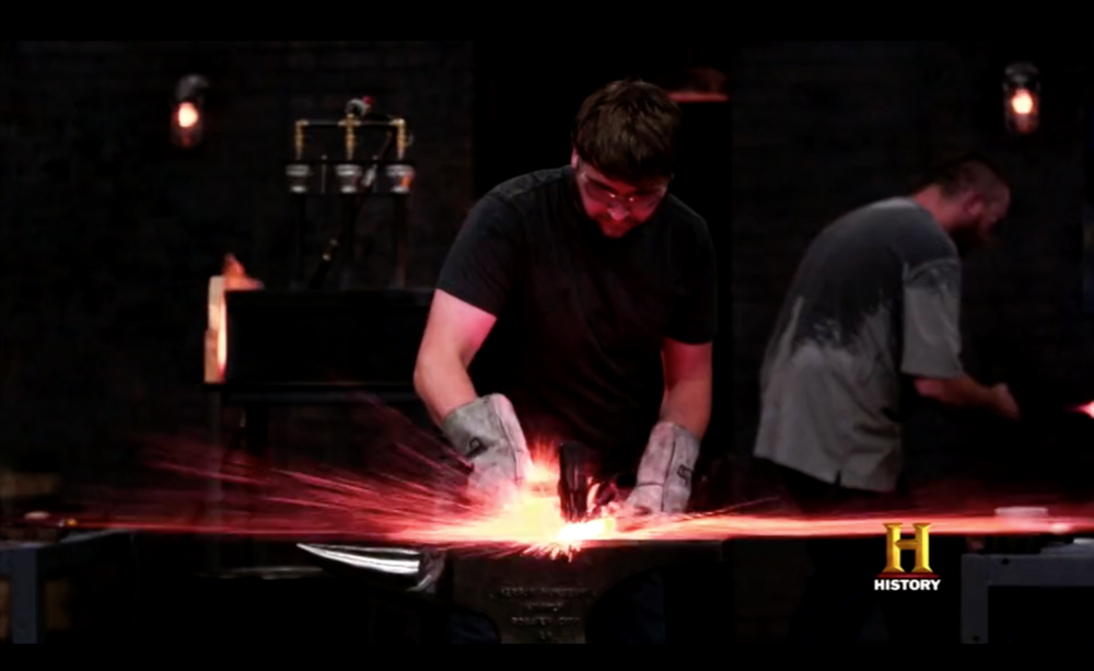 FORGED IN FIRE - A+E Networks