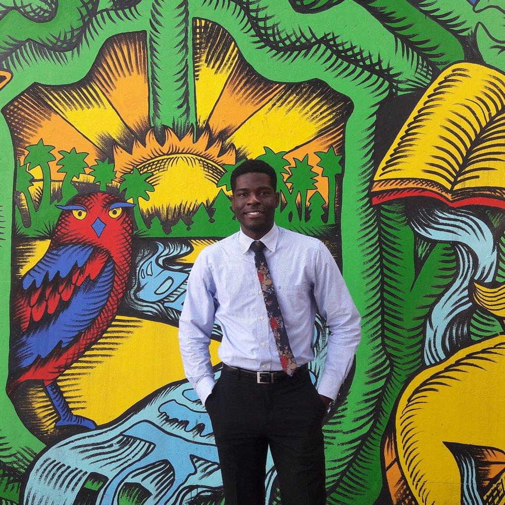 Florida Atlantic University's  Diversity Mural  by  Marlon Pruz