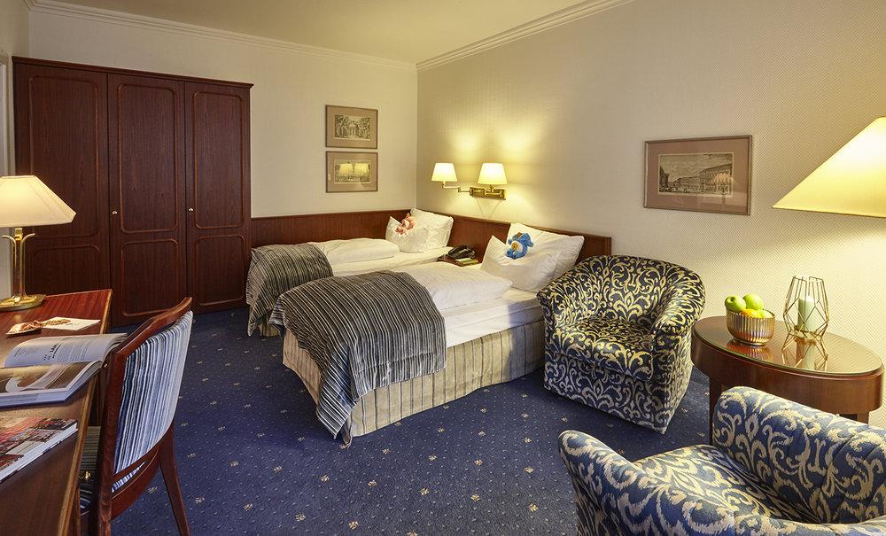 Comfort Zimmer Twin | Comfort room twin