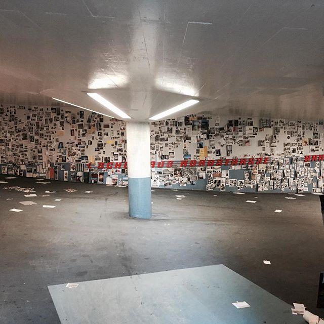 #zürich #streetart #surprise #rosengartenstrasse #underground