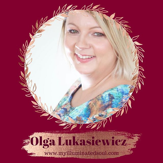 "🌟Meet The Speakers🌟 ...⠀⠀ Olga Lukasiewics⠀⠀ ...⠀⠀ ""You don't want to be defined by your circumstances. You want to live your life to the fullest regardless of the circumstances that brought you to this point"".⠀⠀ ...⠀⠀ Olga is a transformation coach, a life traveller and light seeker who is inspired by life. She wants to help other souls reveal own inner light, discover what really matters and celebrate life connection.⠀⠀ ...⠀⠀ Fair warning guys. Last time I heard Olga speak I was moved to tears. She is a powerful speaker and I know you are going to connect with her as much as we did. She is absolutely an Illuminated Soul. ⠀⠀ ..."