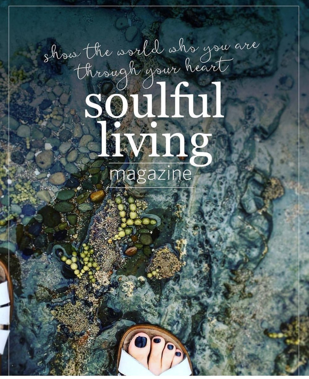 Soulful Living Magazine:Interview -