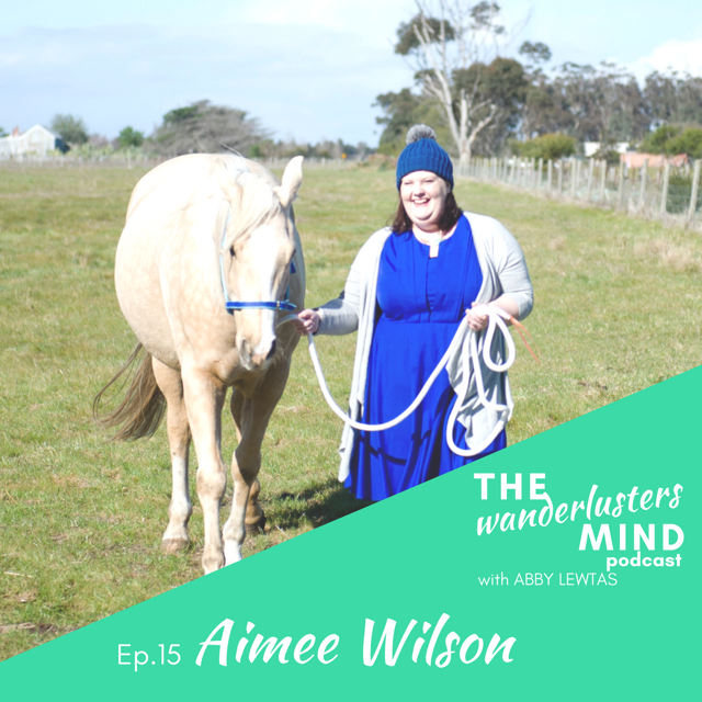The Wanderluster's Mind Podcast:Interview -