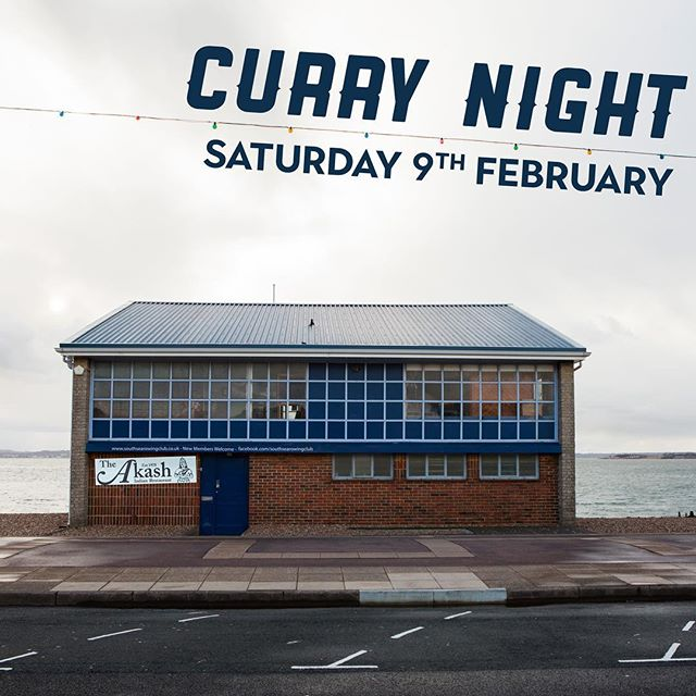 Curry Night!! 🥘🍚👈🏻 Saturday 9th Feb at 7.30pm  You know the drill: £11 per head for curry, rice and a naan.