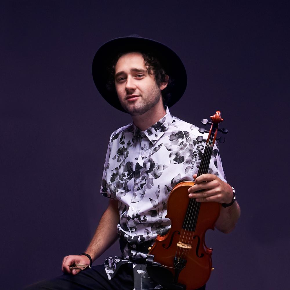 William Lamoureux | Violin & Vocals