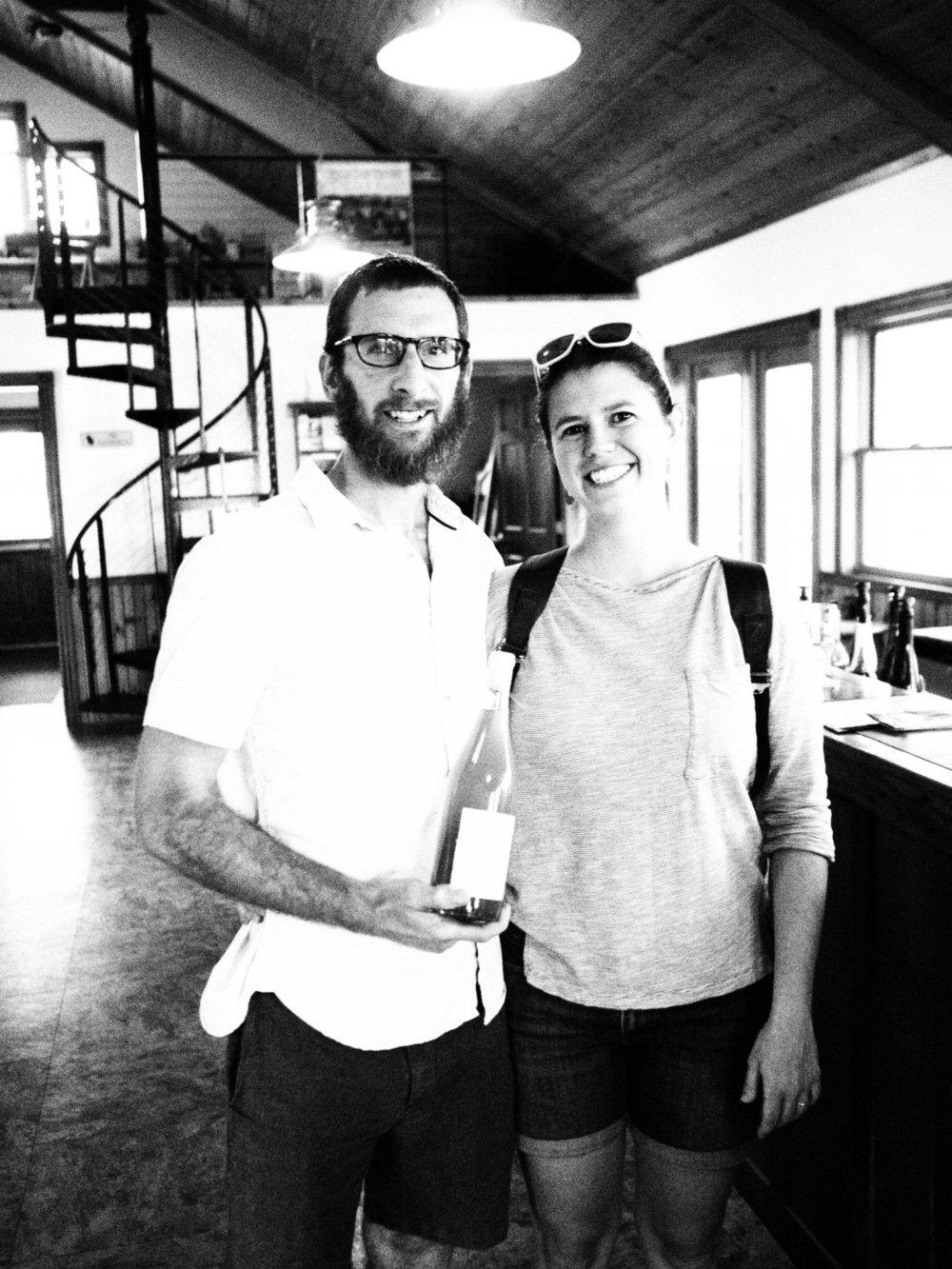 Ethan Joseph and Jessica DeBiasio