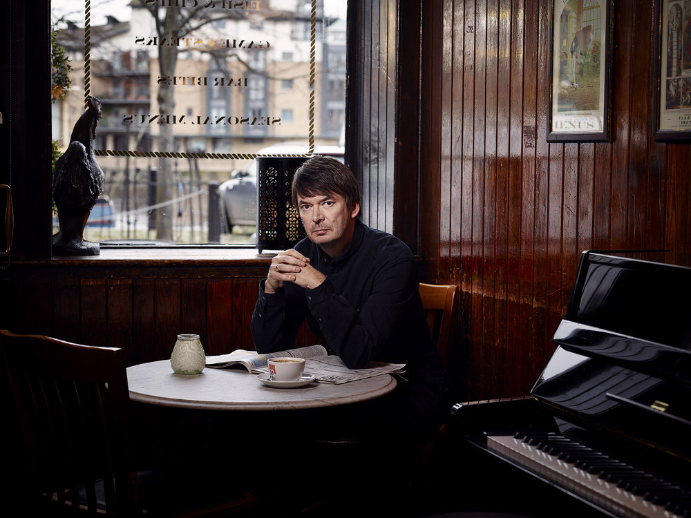 FRIDAY 16 NOVEMBER. The internationally bestselling crime writer Ian Rankin returns to Belfast for a Noirish night of conversation and craic with Brian McGilloway. -
