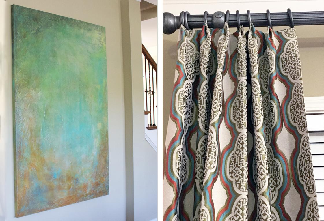 Art & Window Panels Floyd Hill Project