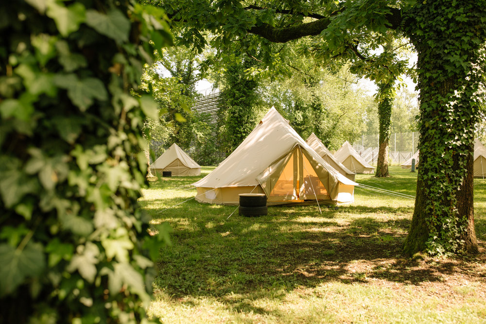 Glamping  at it's finest – by  Pim Rinkes