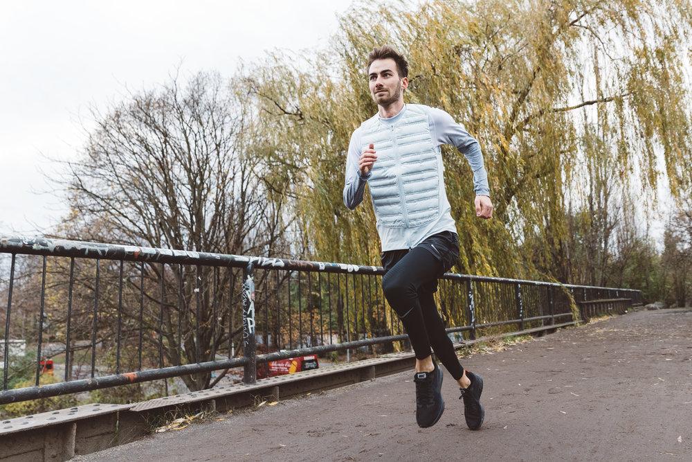 new Runner #1: Lukas Kellner