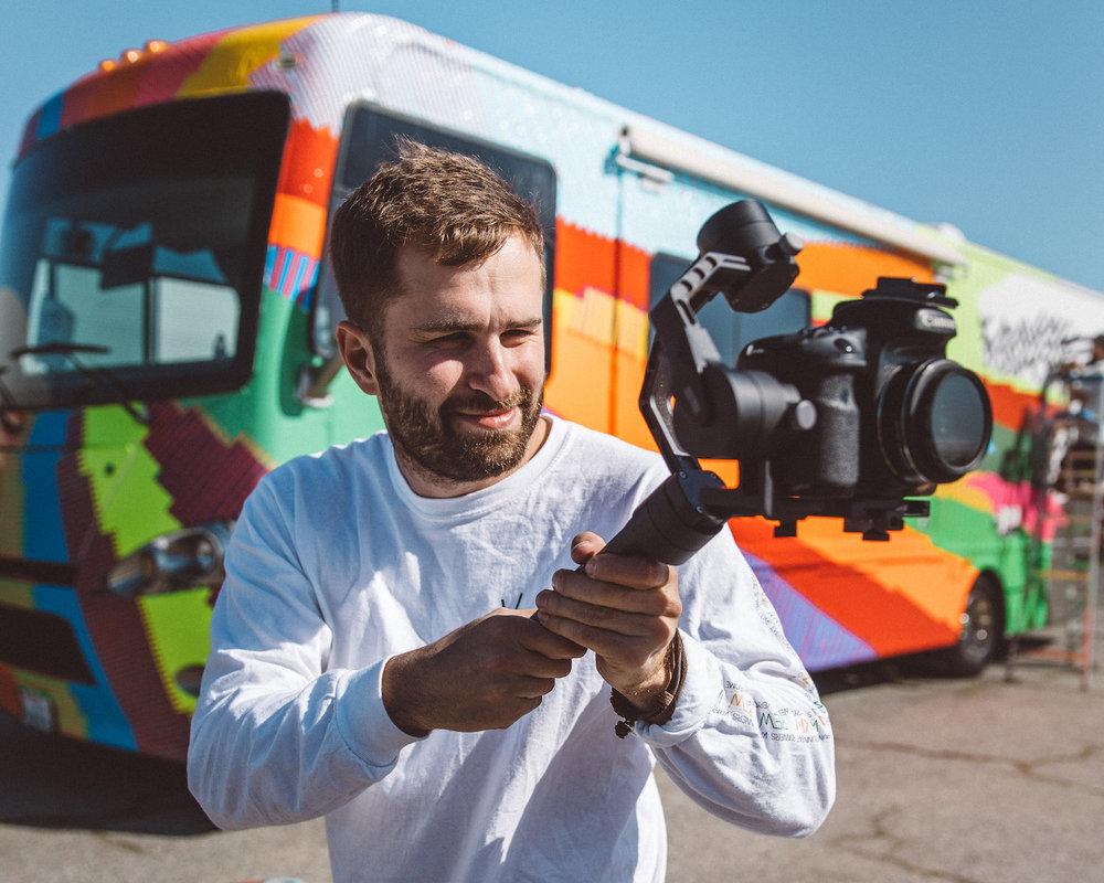 David Kaliga - vom Fanboy zum Filmemacher - A very special guest post by David Kaliga