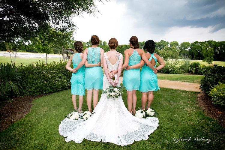 Highland Wedding Photography