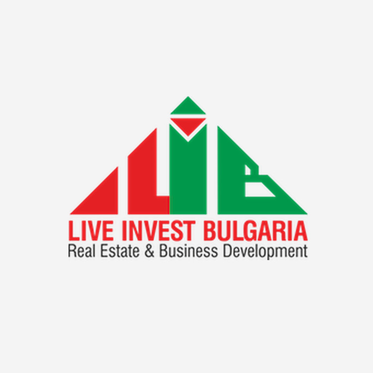 Live Invest Bulgaria. Promotional website  Sofia, Bulgaria