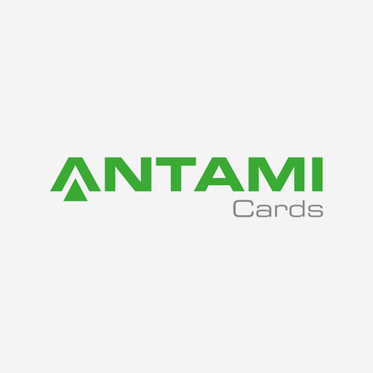 Antami Cards.  eCommerce website  Dbayeh, Lebanon