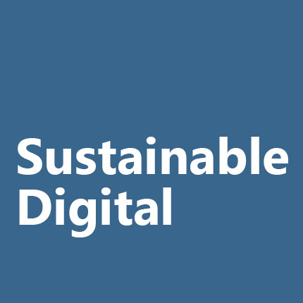 Sustainable Digital