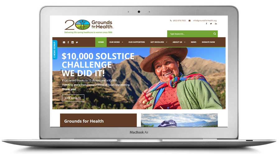 Grounds for Health | Strategic Planning