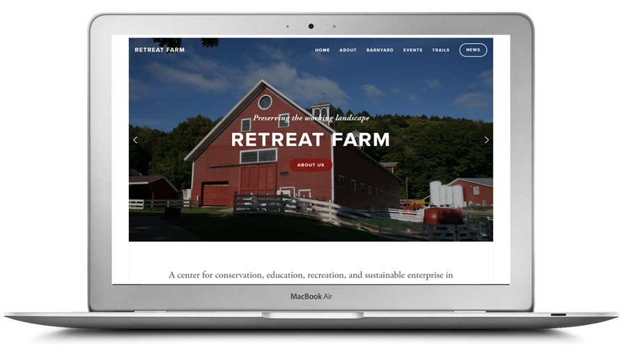 Retreat Farm | Donor Management