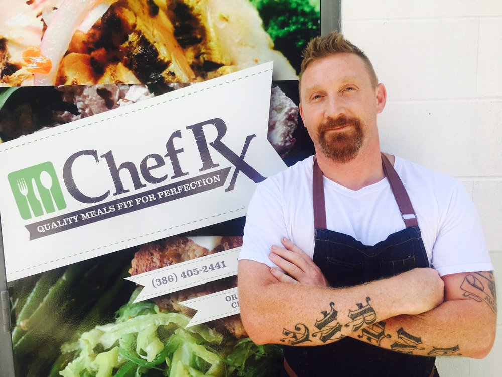Kevin Alexander - Executive Chef
