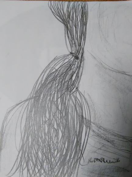 Self-Portrait Partial