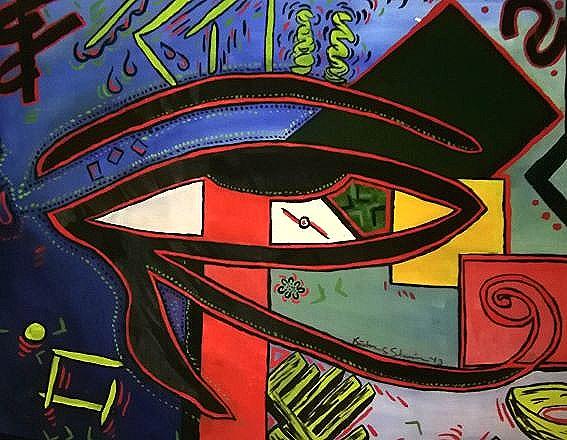 Third Eye Egyptian