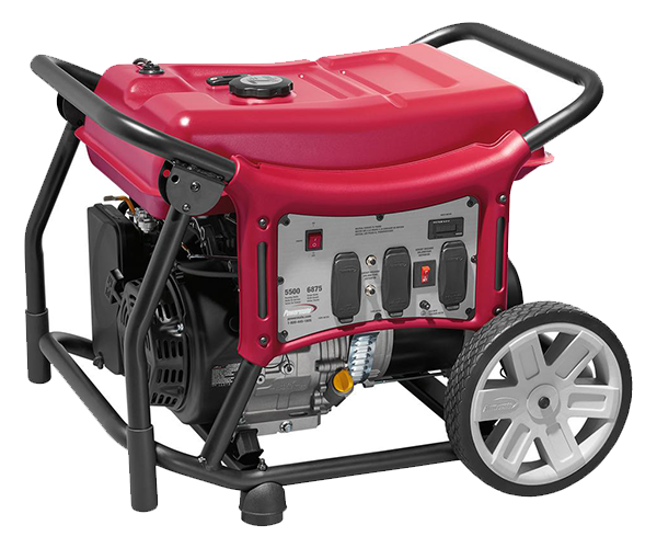 6,875 / 5,500 - · Gasoline Engine· Electric StartDownload PDF>Request Service>Request Parts>
