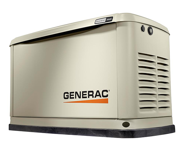 Guardian - · Power: 9Kw to 22Kw· True Power™ Technology· Generac's G-Force™ Engines.· Evolution™ Controller· All-Aluminum Enclosure· Removeable Panels· Fuel: Natural or Propane Gas.Download PDF>Request Service>Request Parts>