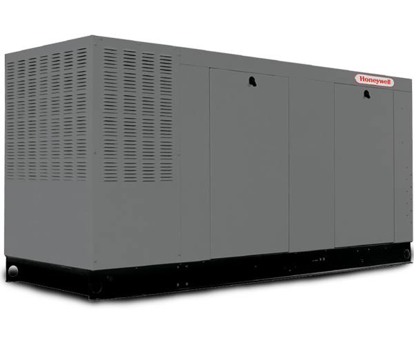 70Kw to 150Kw - · Two-Line Sync Controller.· Electronic Governor.· Sound Attenuated Enclosure.· Closed Recovery System.· Smart Battery Charger.· UV/Ozone Resistant Hoses.· +/-1% Voltage Regulation.· Natural Gas or LP Operation.· 2 Year Limited Warranty.· UL 2200 Listed.Download 70Kw-150Kw PDF>Request Service>Request Parts>